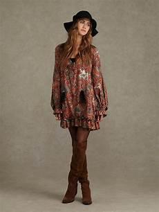 look hippie femme comment portet la robe hippie chic archzine fr