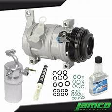 automotive air conditioning repair 2008 chevrolet suburban instrument cluster new ac compressor kit a c for gmc sierra yukon escalade without rear only ebay