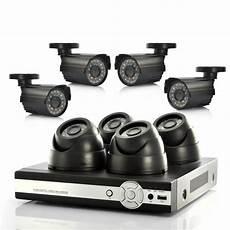 Kit Vid 233 O Surveillance 8 233 Ras 4 Int 233 Rieur Et 4