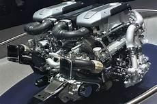 Bugatti W Engine