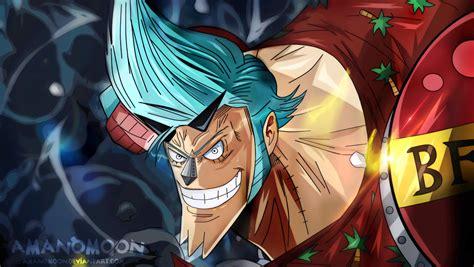 One Piece Blue Hair