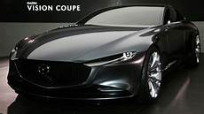 amazing car mazda vision coupe concept a este auto se