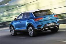 The New Volkswagen T Roc Suv Revealed