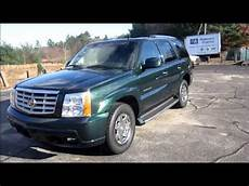 small engine service manuals 2004 cadillac escalade ext head up display 2003 cadillac escalade problems online manuals and repair information