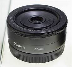 canon ef m canon ef m 22mm lens
