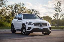 Review 2017 Mercedes Benz GLC 300 4MATIC  Canadian Auto