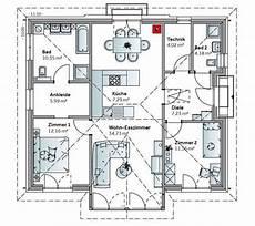 einfamilienhaus plan e 10 1931 alles unter dach und einfamilienhaus bungalow e98 vario haus fertighaus de