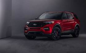 2020 Ford Explorer Exterior Colors  Cars Review