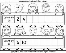 skip counting by 5 worksheets for kindergarten 12018 skip counting by 2 matematik 199 alışma