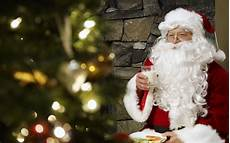 merry christmas santa claus holiday hd wallpaper hd wallpapers
