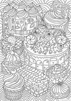 free coloring pages for adults 16671 sweet treats printable coloring page from favoreads coloring book pages for ad free