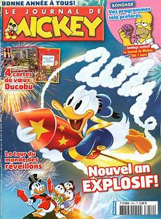 Le Journal De Mickey Journal De Mickey 3054