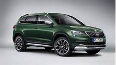2019 skoda karoq scout looks ready to venture the