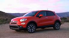 2016 Fiat 500x Feature