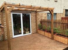 transparent roof pergola a budget 16 steps with pictures