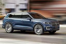 2018 Volkswagen Touareg  Big Motoring World