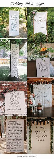 15 essential wedding signs ideas for 2019 trends wednova