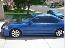 2000 Honda Civic Si For Sale   Vacaville California