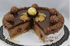 torta con ferrero rocher sbriciolati 11 torta ferrero rocher delicias tv blog