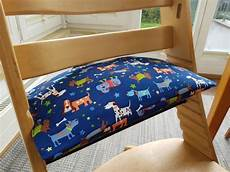 sitzkissen für kinder sitzkissen f 252 r kinderhochstuhl lindamaj
