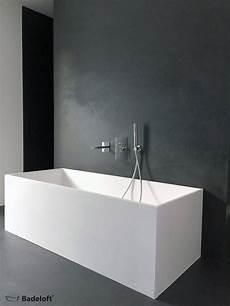 Freistehende Mineralguss Badewanne Bw 06 Modern