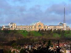 ally pally london capacity great buildings alexandra palace londontopia