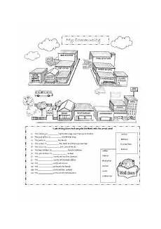 places in my community worksheets 15963 my community esl worksheet by maalpo