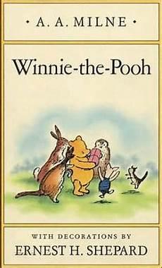 Winnie Pooh Malvorlagen Novel Winnie The Pooh Literature Tv Tropes