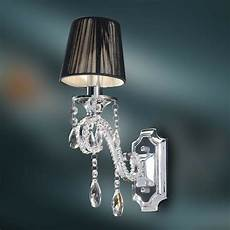 crystal wall l k9 crystal chandelier wall sconce polished chrome finish 640265216763 ebay