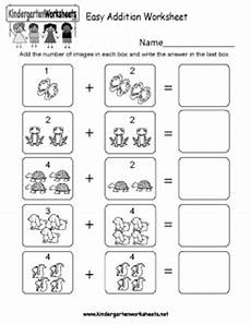 free kindergarten addition worksheets learning to add