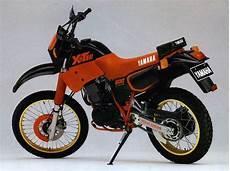 Yamaha Xt 600 1992 Fiche Moto Motoplanete