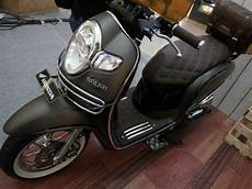 Scoopy Modif Retro by Scoopy 2017 Modifikasi 6 Macantua