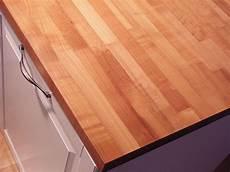 Arbeitsplatte Küche Massivholz - arbeitsplatte k 252 chenarbeitsplatte massivholz kirschbaum