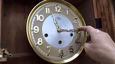 odo vintage wall clock