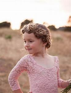 chic braided buns hairstyles for little girls 2017 2018
