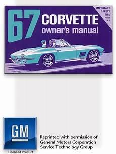car repair manuals online pdf 1967 chevrolet corvette instrument cluster 1967 chevrolet corvette owner s manual the motor bookstore