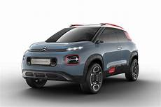 New Citroen C3 Aircross Suv Previewed By Concept Carbuyer
