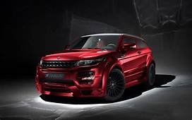 2012 Range Rover Evoque Hamann 3 Wallpaper  HD Car