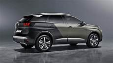 Peugeot Suv 3008 Peugeot Gives Its 3008 Suv A Two Tone Gt Version Top Gear