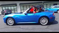 2017 fiat 124 spider convertible top operation and