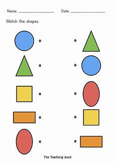 shapes worksheet matching 1179 matching shapes worksheets the teaching