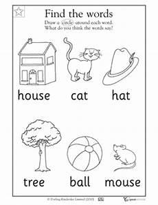5 great reading worksheets prek quot reading quot pictures greatschools