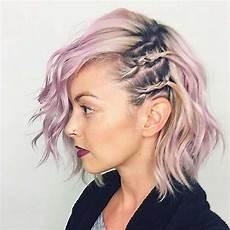 30 nice braids for short hair short hairstyles 2018