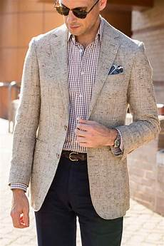casually tailored summer office attire done right he