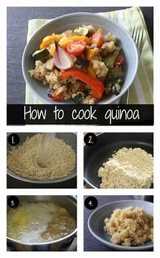 how to cook quinoa recipe dinner