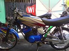 Modifikasi Motor Tua by Modifikasi Motor Matik Dan Motor Tua Modifikasi Cat Dan Crome