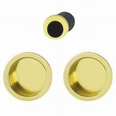 poignee de porte coulissante interieur poign 233 e porte coulissante rosace ronde set de tirage