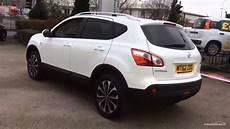 Nissan Qashqai N Tec Plus Dci White 2012