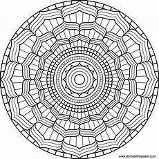 mandala worksheets free 15920 don t eat the paste lotus mandala to color