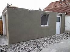 garage verputzen innen mauer verputzen innen granitsteine schneiden